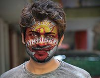 IPL fan faces