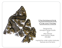 Underwater Jewellery Collection - WL India Fashion Week