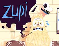 Zupi Magazine Cover