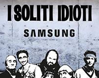 Samsung e Soliti Idioti