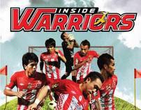 Inside Warriors Magazine