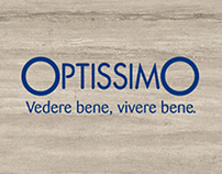 Optissimo - Restyling logo and point of sale