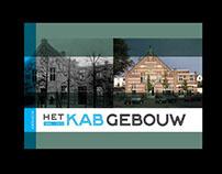 Het KAB gebouw