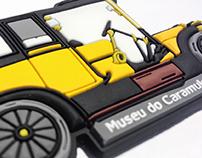 PVC Magnetic - Museu do Caramulo