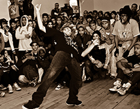 BBoy Events and Shoots