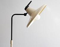 Garçon floor lamp