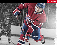 CCM Superfast Stick Web & Print Design