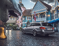 "Mercedes-Benz ""Night at Europa-Park 2014"""