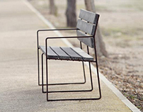 Nuu urban furniture