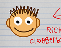 Meet Richie Clobberbottom!