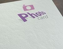 Photocard : : Logo & Branding