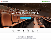 Eventgrid Seating Charts Landing Page