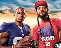 Pepsi NFL Anthems