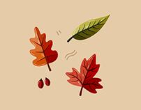 Autumnal Wallpaper