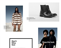 List Fashion Group online store