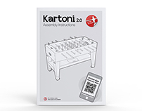 Assembly Instruction for Kartoni