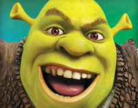 HP Dreamworks - Shrek Forever After 3D