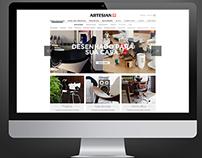 Artesian - New Design Project