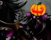 Halloween 2014 - Cyberneticos