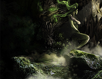 The spirits of the forest
