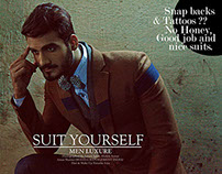 SUIT YOURSELF CAMPAIGN