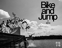 "Videoreport ""Bike and Jump"" #1 2014"