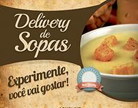 Flyer Soup - Munaretto Restaurant & Pizzeria