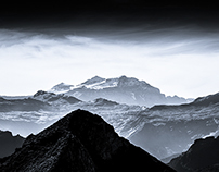 FINE ART MOUNTAINSCAPES