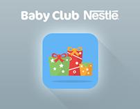 Baby Club Nestlé - Complete app