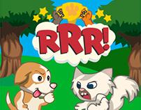 Rrr - Website Design