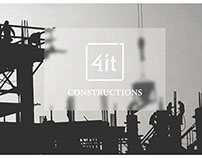 4it constructions - Logo & corporate