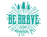 Be Brave | brand concept