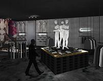 Pop-Up Shop: Alexander McQueen