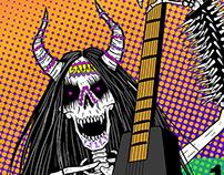 Flyer: Fiesta de Día de Muertos