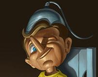 Pinocchio Gospel