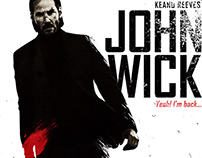 John Wick - Alternative Movie Poster