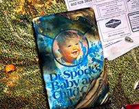 Dr. Spock's Baby Book on Carpet