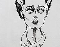 ink/sketches/hallowen
