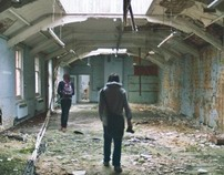 Severalls Asylum in Colour Film