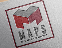 Maps - Redesign de Logo