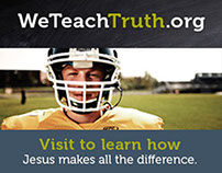 We Teach Truth