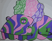 Whale acid trip