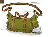 Bags Illustrations