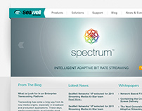 SeaWell Website Redesign