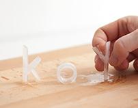 KUBITOS  /  Ice cubes for Koy Shunka