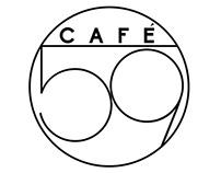 Cafe 59 Rebranding