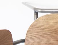 Skoll chair RAW edition