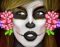 Catrina Mexicana
