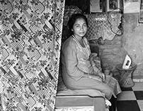 Shanty Town. Kathmandu