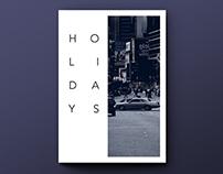 Holidays Newspaper